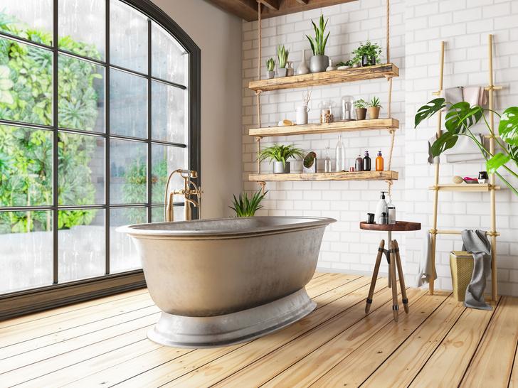Фото №1 - 7 простых приемов, которые превратят вашу ванную комнату в спа