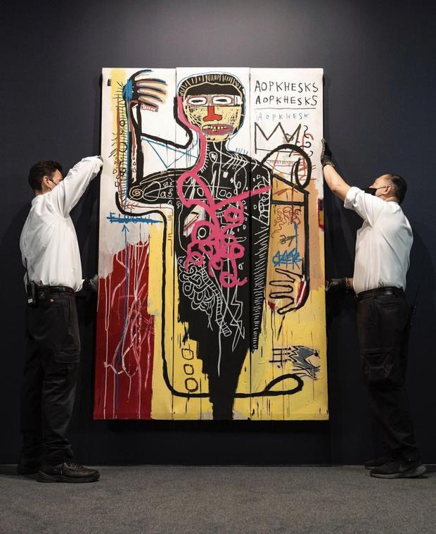 Фото №1 - Искусство говорит само за себя: Versus Medici, Жан-Мишель Баския