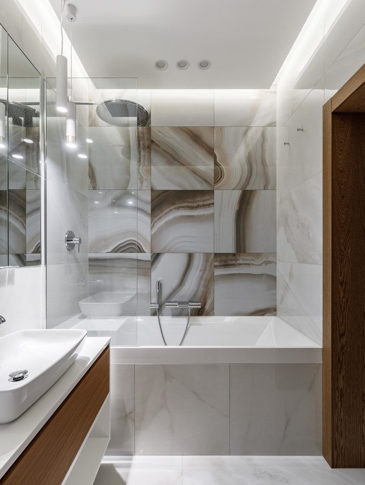 Фото №13 - Светлая квартира 105 м² в центре Санкт-Петербурга