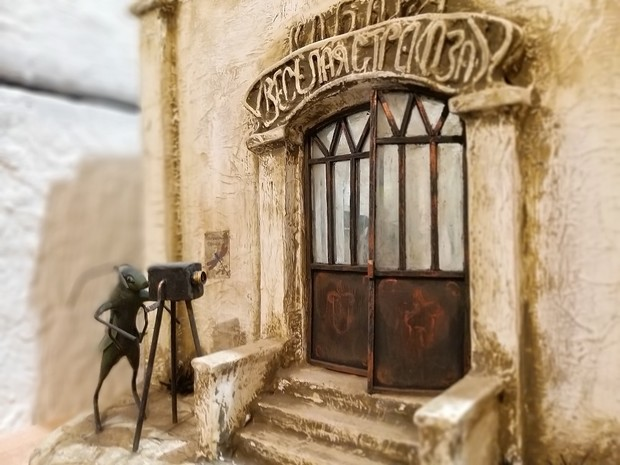 Фото №2 - Мультпросвет: Московский музей анимации откроет выставку «Лабиринты анимации»