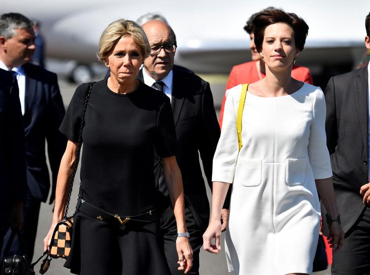 Фото №1 - G7 в Брюсселе: как выглядят первые леди европейских государств