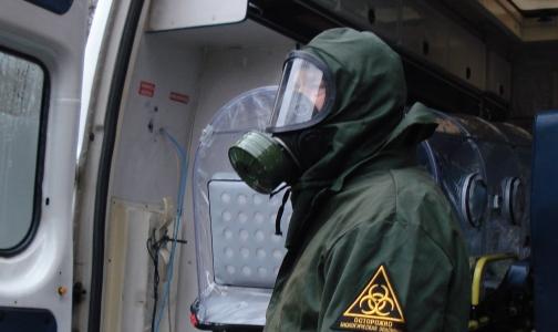 Фото №1 - Боткинская больница: Капсулы для пациентов с Эболой пригодятся и для пациентов с чумой