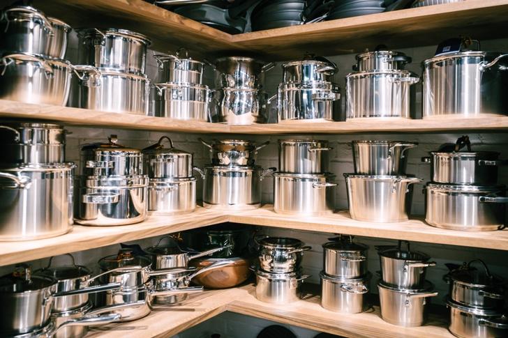Фото №2 - На Трехгорке открылся первый шоу-рум посуды Gipfel HoReCa Professional