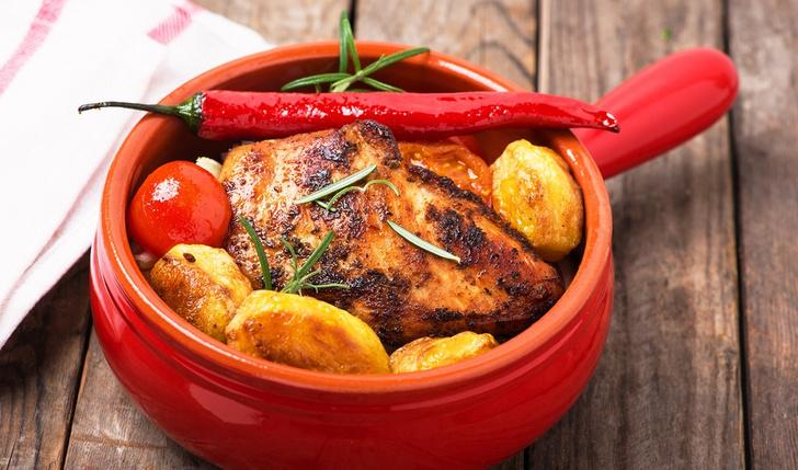 Фото №1 - Курица по-французски. Три рецепта легендарного повара Поля Бокюза