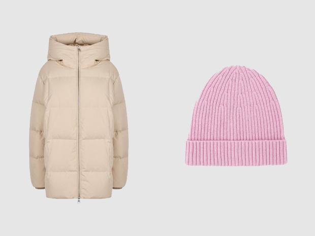 Фото №2 - Пуховик + шапка: модное сочетание для зимнего сезона