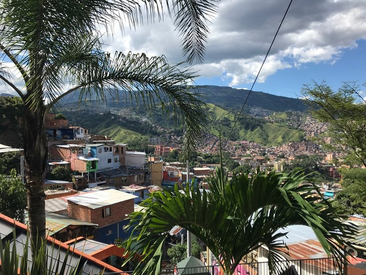 Фото №6 - Коммуна 13: колумбийские фавелы