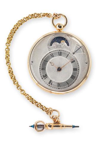 Фото №3 - Часы Breguet: 6 интересных фактов о любимцах Наполеона, Марии-Антуанетты и Онегина