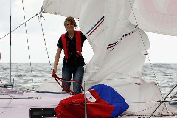 Фото №6 - 16-летняя яхтсменка обогнула земной шар