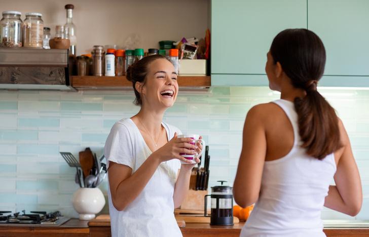 Фото №12 - Соседское соглашение, или как выжить с подругой на съемной квартире