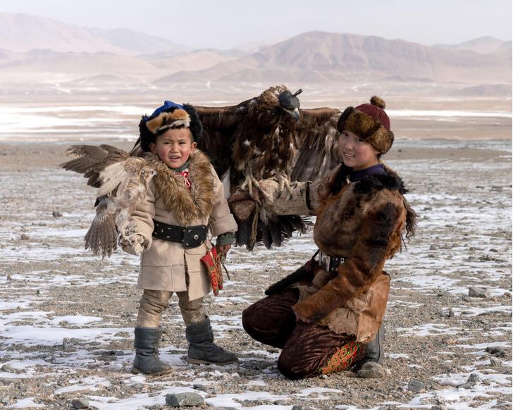 Фото №1 - Один кадр: Монголия