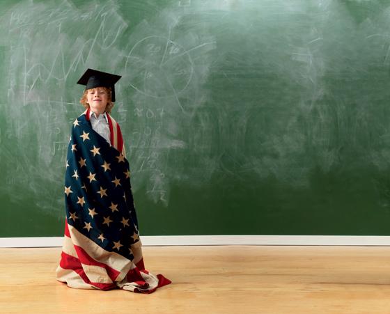 Фото №1 - Сделано с любовью: американская система образования