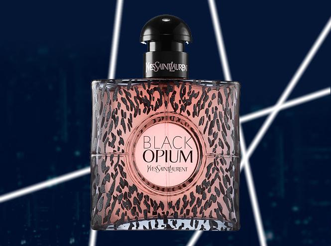 Фото №2 - Дикий-дикий Black Opium Wild Edition 2016