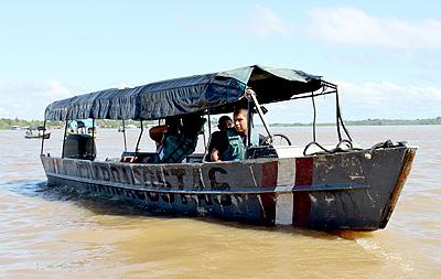 Фото №5 - Банан, лодка, барабан: правила жизни колумбийского племени марубо