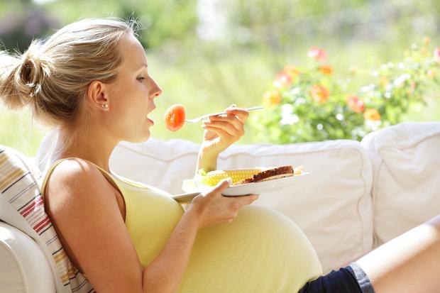 Фото №1 - Самая красивая будущая мама. Весна