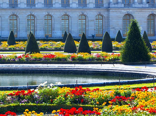 Фото №2 - Проведите романтические каникулы в Версале