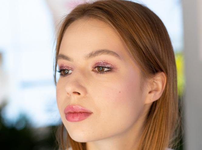 Фото №18 - 5 способов использовать блестки в макияже (плюс мастер-класс от визажиста студии Елены Крыгиной)