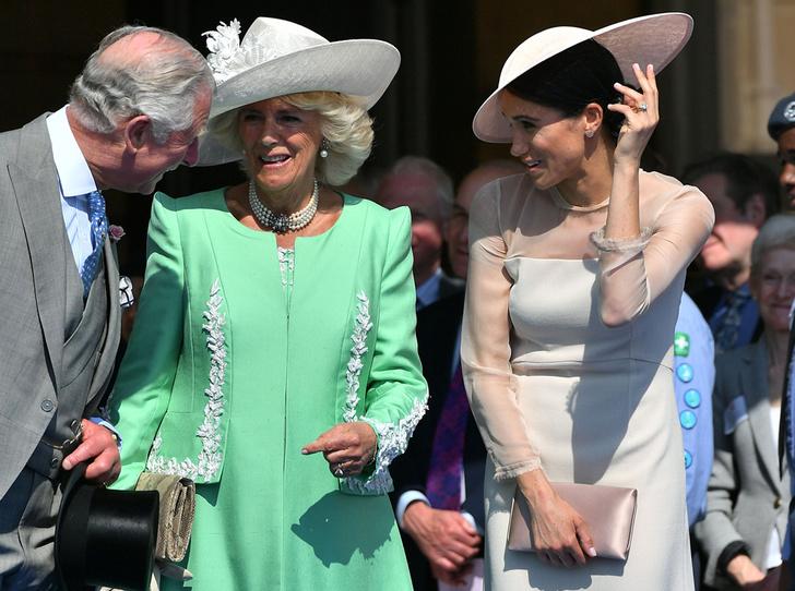 Фото №2 - Принц Чарльз придумал для Меган эффектное (но странное) прозвище