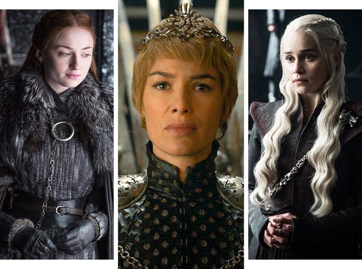 Фото №1 - Три знаковых женских украшения из сериала «Игра престолов»