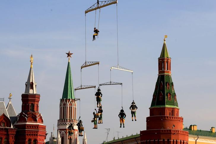 Фото №1 - Один кадр: Россия