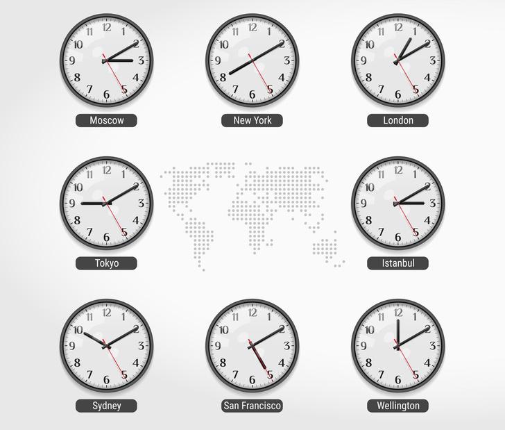 Фото №1 - Кто поделил Землю на часовые пояса?