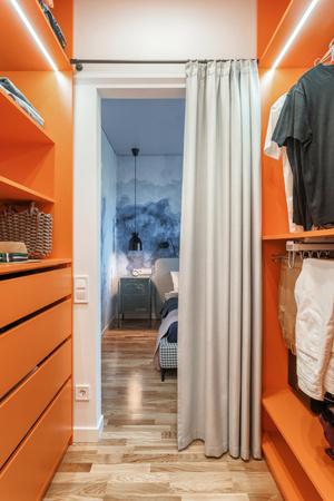 Фото №8 - Яркая квартира для молодой семьи в Киеве 75 м²