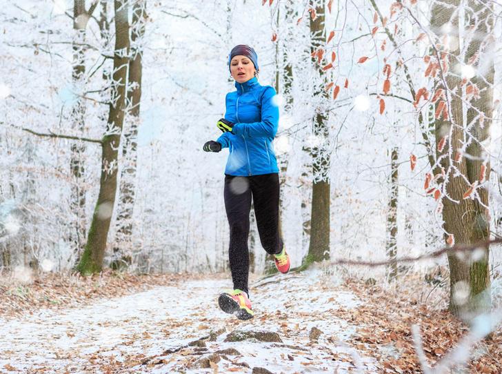Фото №3 - Правила бега в холодное время года