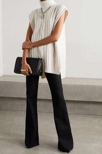 Фото №18 - 5 моделей брюк, которые делают ноги визуально длиннее
