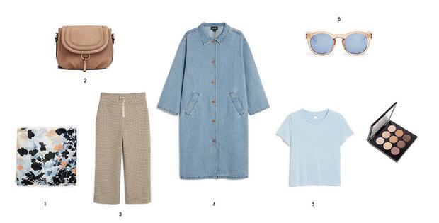Фото №2 - Как носить кюлоты и выглядеть круто? 3 стильных образа