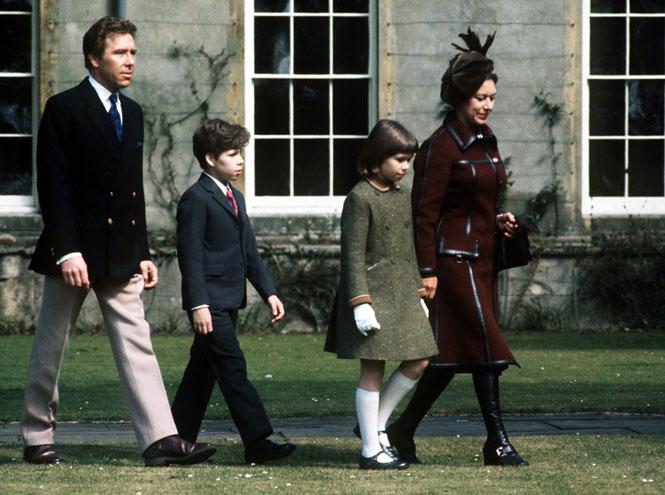 Фото №2 - Дети «принцессы-бунтарки»: как сложились судьбы сына и дочери Маргарет