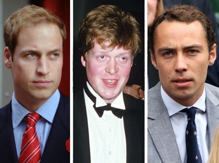Фото №1 - Виндзоры, Спенсеры или Миддлтоны: чьей «копией» растет принц Джордж