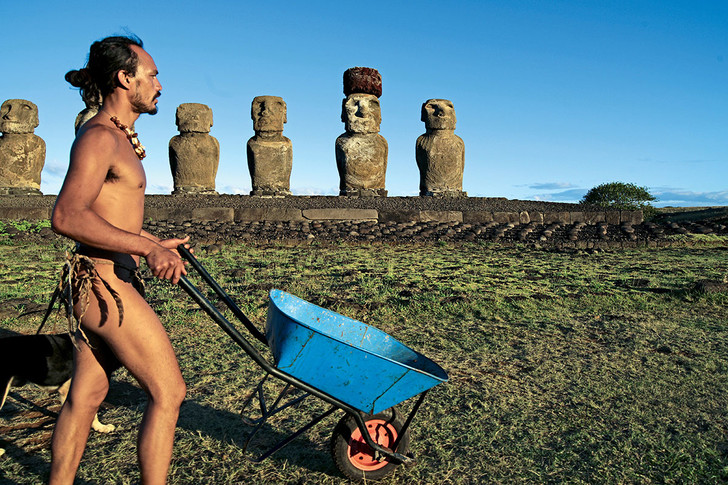 Фото №3 - 7 главных тайн острова Пасхи