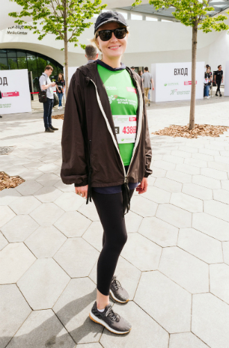 Фото №2 - Как прошел марафон «Зеленый Марафон Бегущие Сердца — 2019»