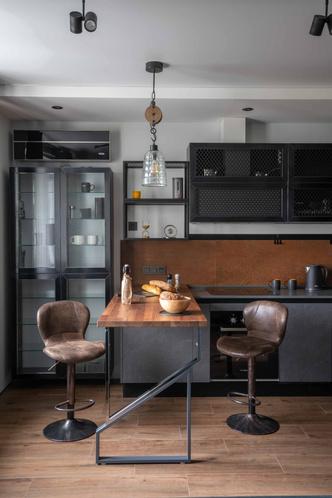 Фото №17 - Сердце дома: 8 самых ярких современных идей для оформления вашей кухни