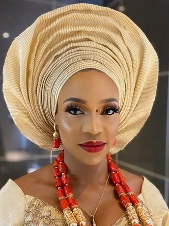4 бьюти-правила африканской невесты, без которых она не появится перед женихом