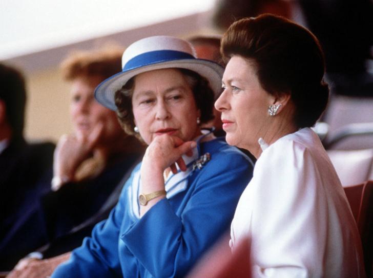 Фото №1 - Недопустимое поведение: как Маргарет выказала неуважение к Королеве