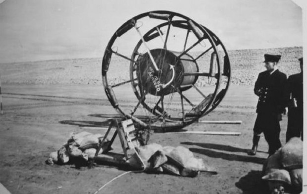 Фото №2 - «Великий Панджандрум»: странное оружие Второй мировой, которое так и не было использовано (видео)