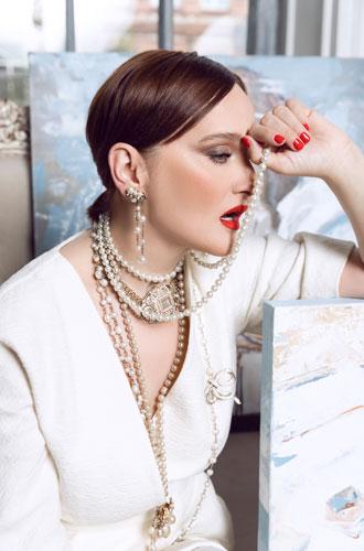 Фото №15 - Елена Сотникова: «Мои картины в основном покупают самодостаточные женщины»