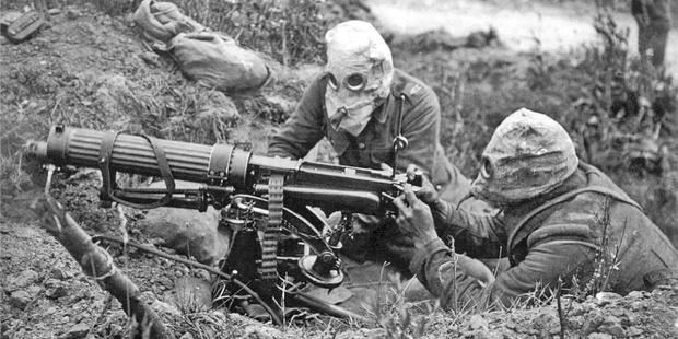 Фото №3 - «Здесь плохо пахнет…»: где и когда человечество применяло химическое оружие