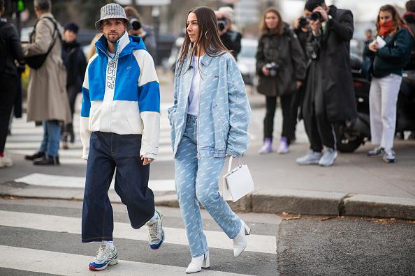 Фото №1 - Тренд: как носить деним, чтобы не прогадать с погодой и стилем