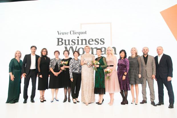 Фото №31 - Самые яркие моменты международной бизнес-премии Veuve Clicquot Business Woman Award