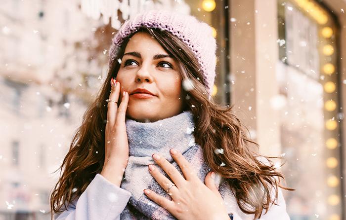 Фото №1 - Уход за кожей зимой: 5 бьюти-советов