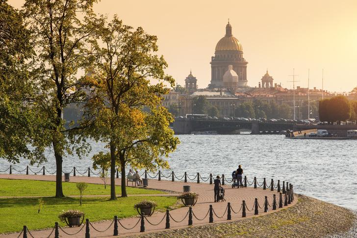 Фото №1 - Архитектурные прогулки: Петербург «культурный». Часть вторая