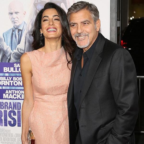 Фото №3 - Амаль Аламуддин рассказала, какой отец получился из Джорджа Клуни