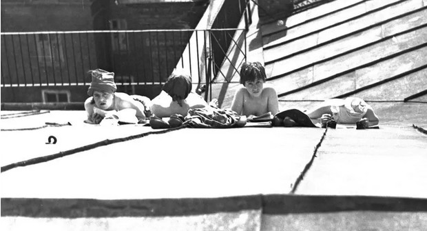 Фото №12 - Как спасались от жары в СССР (ностальгическая галерея)
