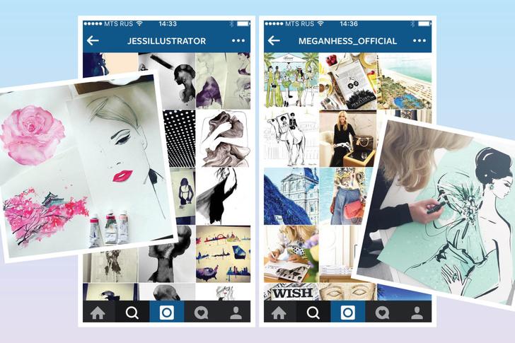 Фото №3 - 20 fashion-иллюстраторов, на которых стоит подписаться в Инстаграме