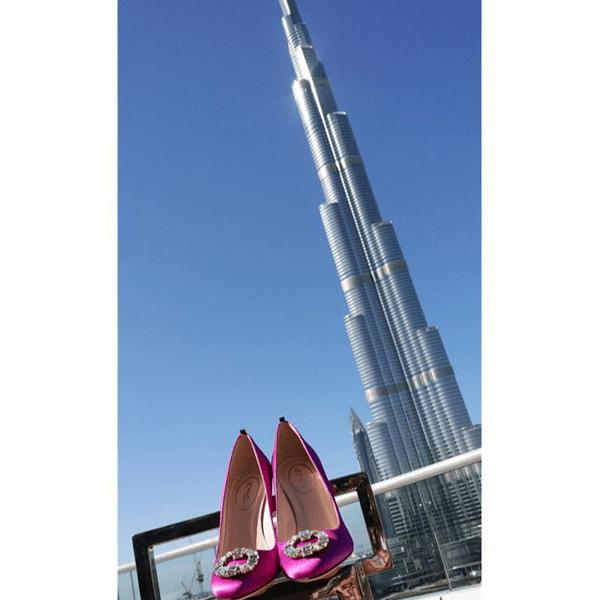 Фото №21 - Звездный Instagram: Знаменитости путешествуют