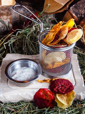 Фото №5 - Корнеплоды: 10 оригинальных рецептов от шеф-поваров