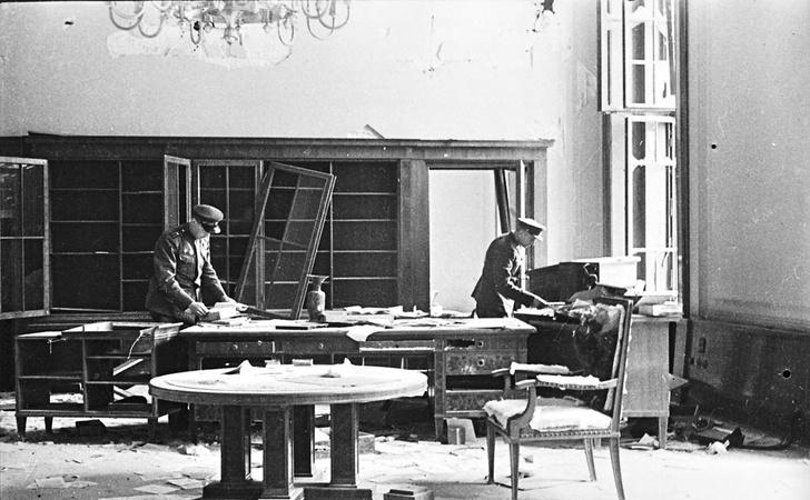 Фото №10 - Покоренный Берлин глазами военного фотографа: репортаж из мая 1945-го