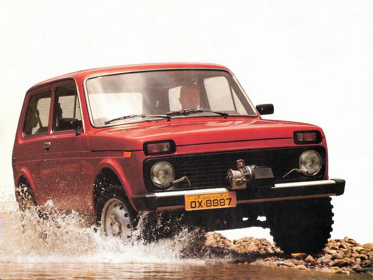 Фото №1 - 9 фактов о «Ниве», лучшем автомобиле СССР