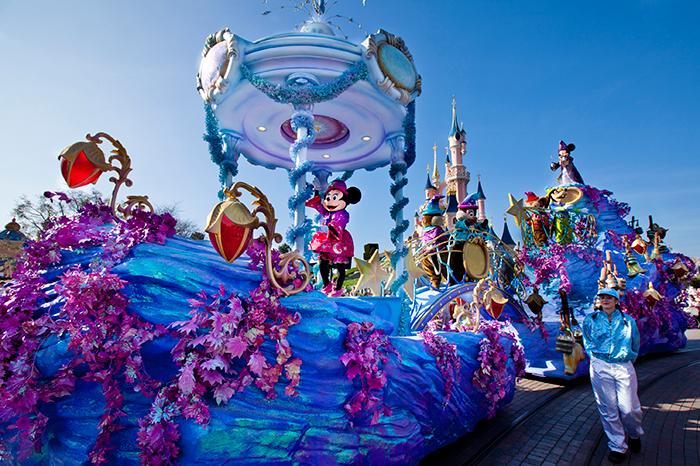 Фото №1 - Подарите своему ребенку возможность открыть главный парад Disneyland® Paris